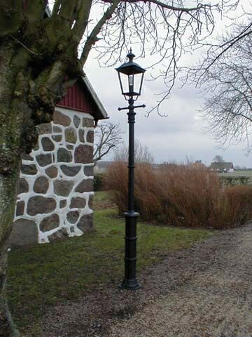 Lampy sodowe uliczne